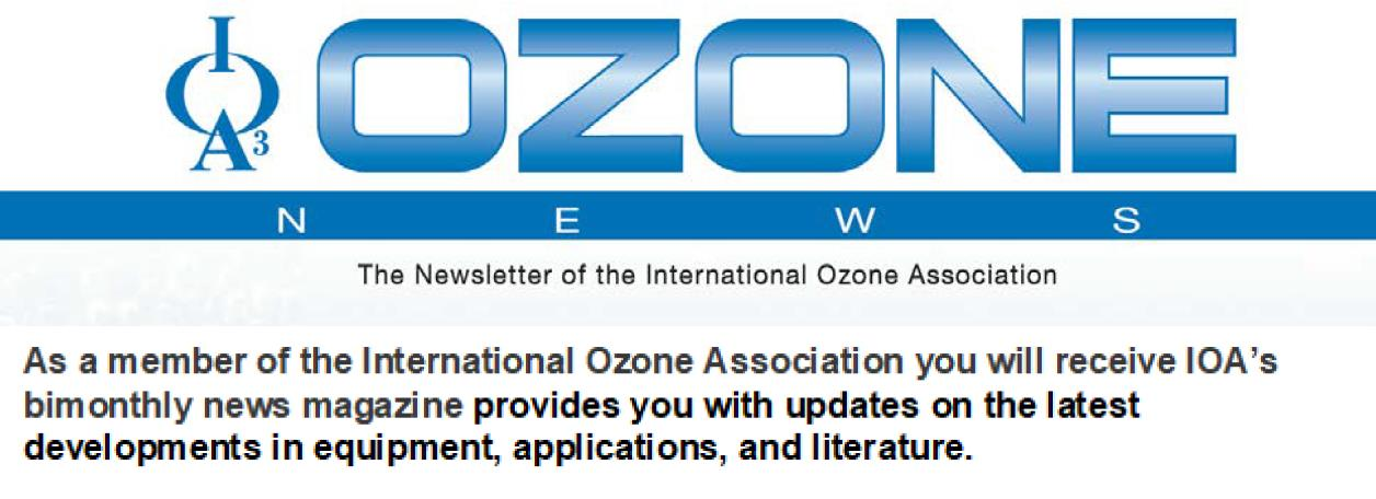 International Ozone Association - Pan American Group